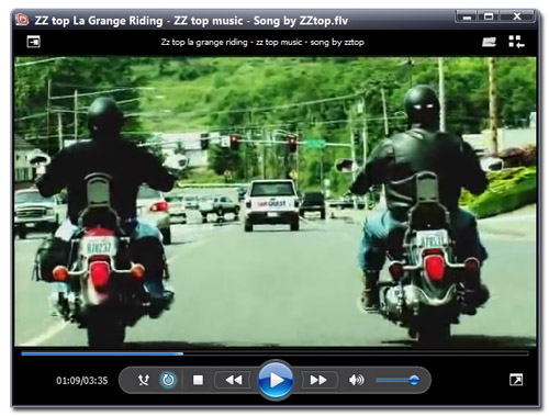 FREE FLV Video Player 2.4.2