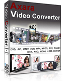 DVD-Video Ripper, Video Converter